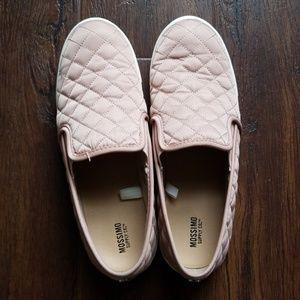 Target mossimo reese slip on sneaker rose pink 8.5
